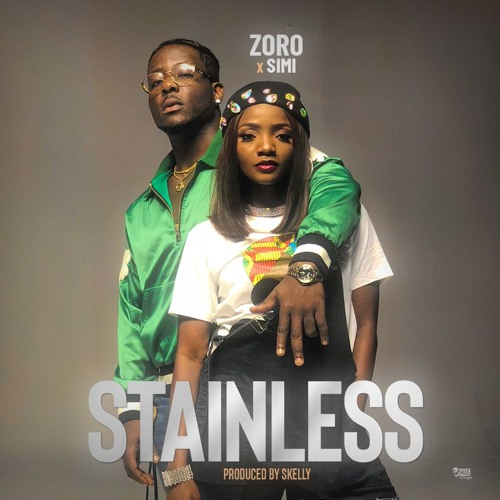 Zoro - Stainless ft Simi