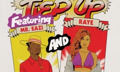 Major Lazer – Tied Up ft. Mr. Eazi & Raye