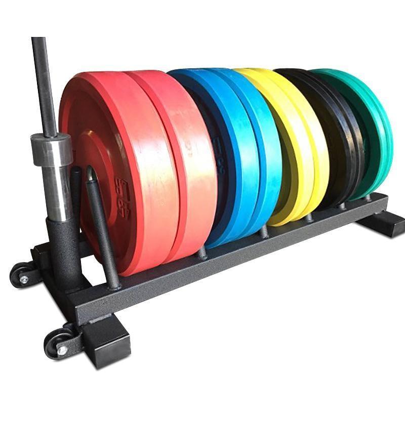 bumper plate storage rack usa