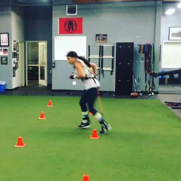 20+ Football Lineman Agility Cone Drills Pictures and Ideas on Meta