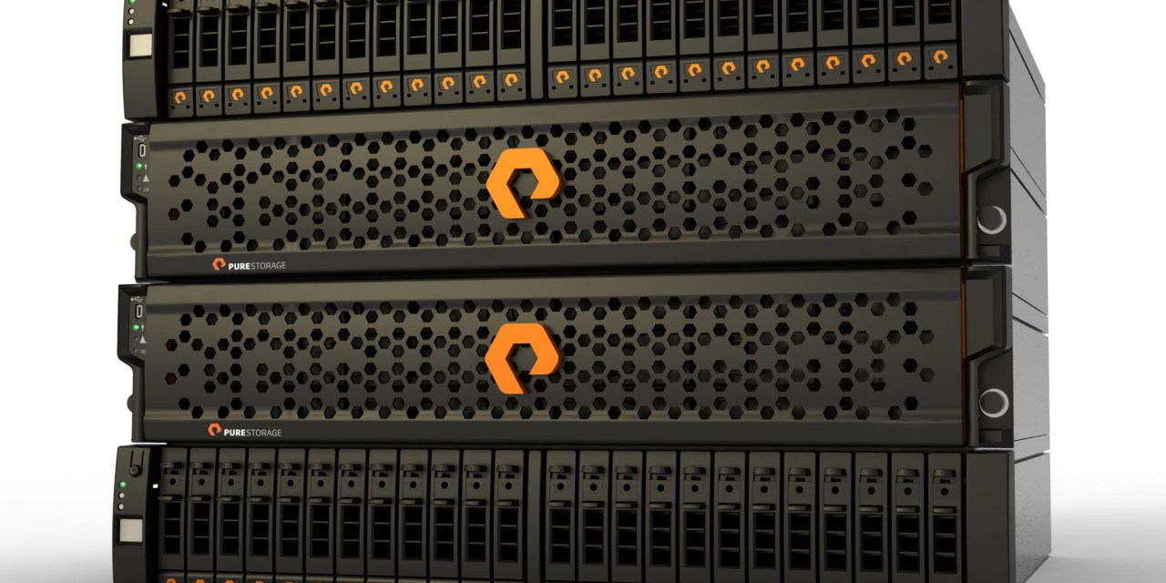 …but Pure Storage Flash Array is more than an EMC VNX