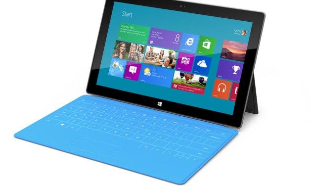 Perché Microsoft Surface è interessante