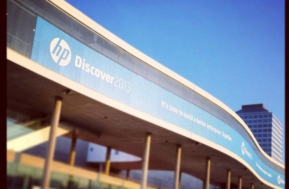 HP Discover: No news, good news!