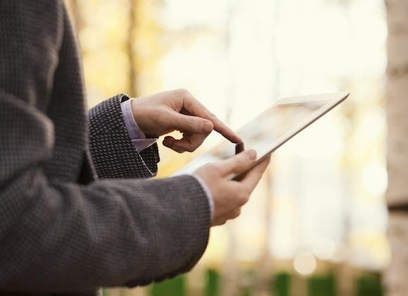 C'è spazio per i tablet giganti in azienda?