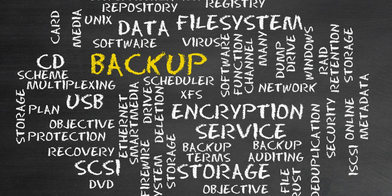 New Paper: Object Storage as a Backup Target