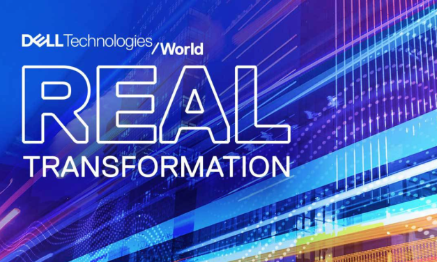 I'll be attending Dell Technologies World 2019