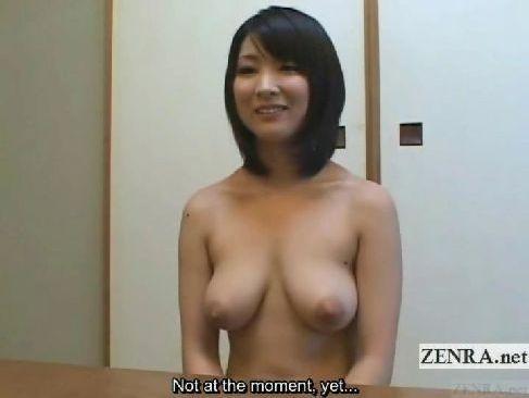 田舎在住の四十路美熟女妻が全裸でインタビューを受けて性交渉してるおめこなjyukujo おばさん