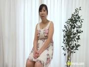 セックスがしたくてAV出演する素人おばさんのjyukujo動画
