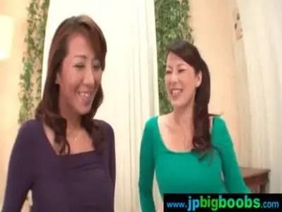 爆乳美熟女達の豊満なおっぱいを堪能するjyukujo動画
