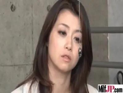催眠術で痴女に変身した北条麻紀の乱れ方が凄いjyukujo動画