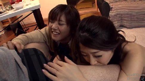 媚薬漬けにされた母と娘が肉便器になっていく熟女セックス動画