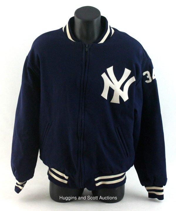New York Yankees Warm Up Jacket