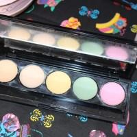 Paleta de Corretivos Toque de Natureza | Como Usar Corretivos Coloridos