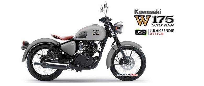 Kawasaki W175 Classic