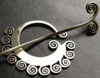 How to Design a Shawl Pin - JUL Designs