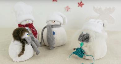 hjemmelavet julepynt, sokke snemand, sock snowman, julepynt med tennis sok, julepynt med sok, nem julepynt, flot hjemmelavet julepynt, lav selv julepynt, julegaver, julegaver til hende, julegaver til alle, naturligt liv, mad for livet, lev naturligt, julepynt 2015