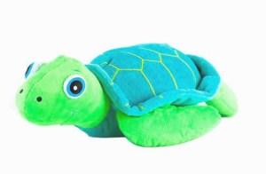 Skildpadden Ally bamse med lys, bamse med lys, lysende bamser, Skildpadde bamse, Skildpadde lys, natlamper til børn