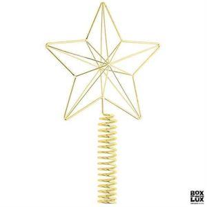 juletræsstjerne, flotte juletræsstjerner, moderne juletræs stjerner, ferm living juletræsstjerne, topstjerner, stjerner til juletræet, topstjerner til juletræet, guld juletræsstjerne, juletræsstjerne i guld