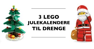 lego julekalender, julekalender lego, lego julekalender drenge, julekalender drenge, anderledes julekalender, julekalender med legetøj