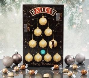baileys julekalender, julekalender med baileys, julekalender med alkohol, voksen julekalender, julekalender til voksne, anderledes julekalendere til voksne, alkohol julekalender