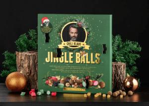Chili Klaus Julekalender, Chili Klaus Julekalender med chokolade, Julekalender til voksne, Julekalender 2019, julekalender Chili Klaus