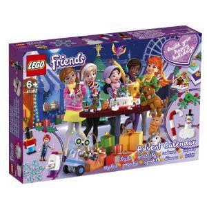 Lego friends julekalender 2019, lego friends julekalender, julekalender med lego friends, julekalender til piger, pige julekalender, pige julekalender med lego friends