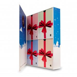 strikke julekalender, garn julekalender, julekalender med strik, juleklaender med garn, kreative julekalndere, kreativ julekalender, julekalender til de kreative