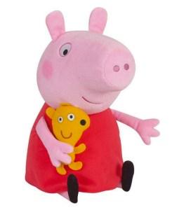 Gurli gris bamse, bamse med Gurli gris, bamser til nyfødte, unisex bamser