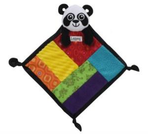 Panda tæppe, legetøj til 0 årig, 0 årig gaver, nyfødte, gaver til nyfødte,