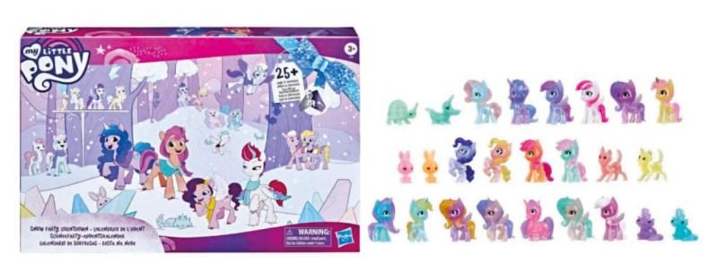 Heste julekalender 2021, julekalender 2021 til piger, julekalender til piger med heste, 2021 julekalender til piger, minions julekalender, julekalender med my little pony, My little Pony julekalender, pige julekalender, my little pony julekalender 2021