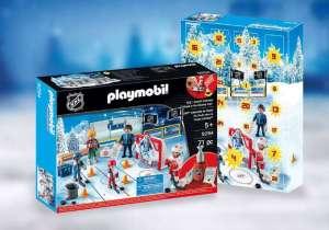 NHL playmobil julekalender, playmobil julekalender, julekalender med playmobil, julekalendere til børn, børne julekalender, julekalender 2020