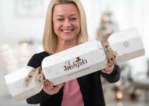 Joe & Seph's Popcorn Giant Christmas Cracker, mandelgave 2021, mandelgave 2020, gaver til jul