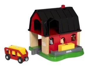 BRIO Smart Tech Bondegård, Brio legetøj, gaver itl 3 åarige drenge, gaver til 3 år, drenge 3 år gaver, gaver itl børn