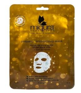 ansigtsmaske, maske til ansigtet, gaver til under 100 kr, Masque Me Up Pre Party Moisturizing Mask