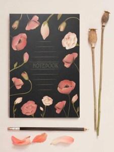 vissevasse notebook, Vissevasse design, flot notebook, 100 kr gaver,