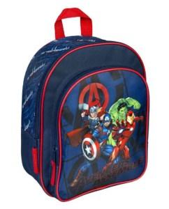 Avengers taske, taske med avengers, tasker til drenge, tasker itl 3-rige, børnehave tasker, tasker til børnehaven