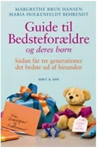 Guide til bedsteforældre, bøger til bedsteforældre, bøger til mormor, bøger til farmor,