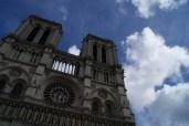 Notre-Dame Pariser Chic Französisches Flair