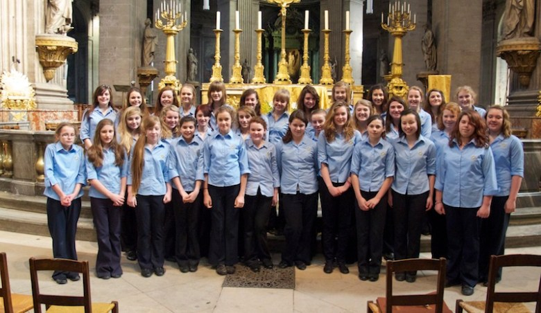 Choir at Saint Sulpice