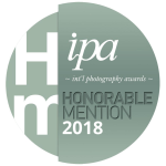 """Un nuage sur la Chaume"" MENTION HONORABLE à la IPA 2018"