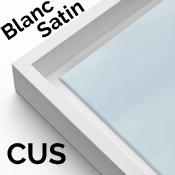 CUS Blanc Satin