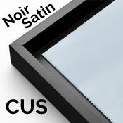 CUS Noir Satin