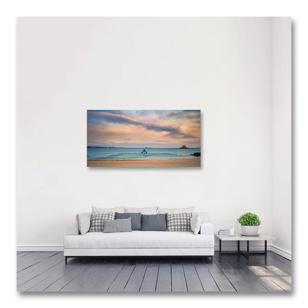 La piscine de St Malo par Yvon HAZE