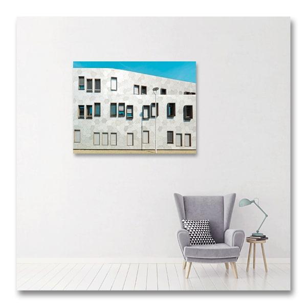 Un délire architectural, un beau puzzle. Rezé, Pays de Loire, France Par Yvon HAZE