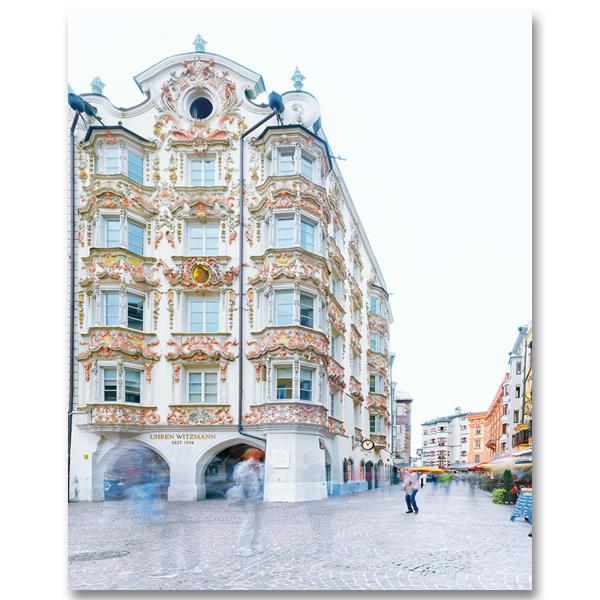 Herzog-Friedrich-Straße par Yvon HAZE