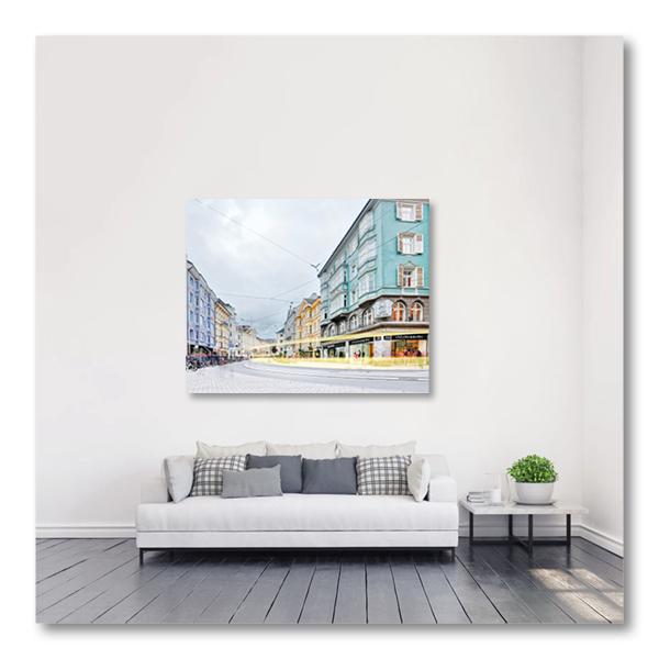 Maria-Theresien-Straße par Yvon HAZE