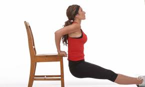 chair sit ups accent chairs under 100 8 killer home workouts 15 minutes jules fuel 30 dips on