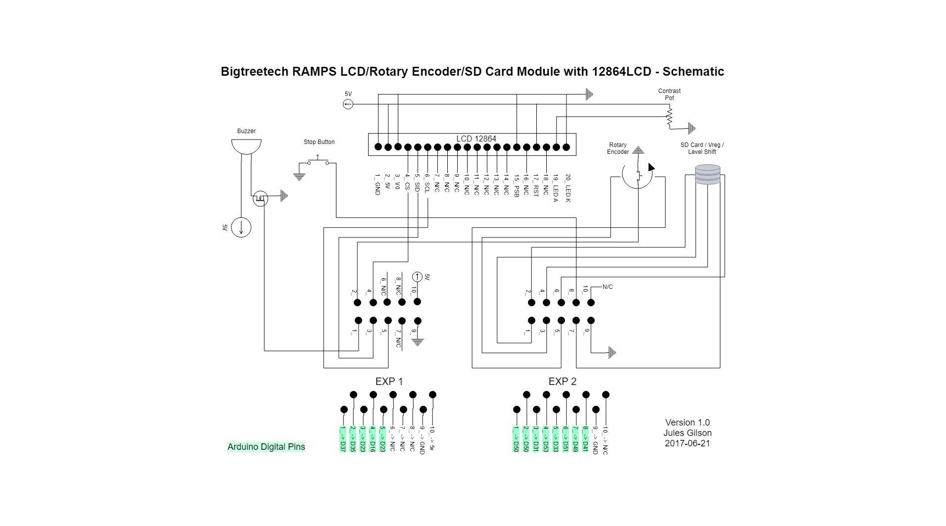 reprap wiring diagram l130 mower deck belt prusa i3 mk2 27 images