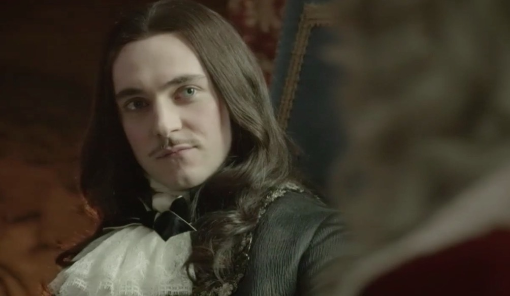 The one with Henriette's mission, bad guys are revealed and major Chevalier/Philippe feels OMG - Versailles episode 8