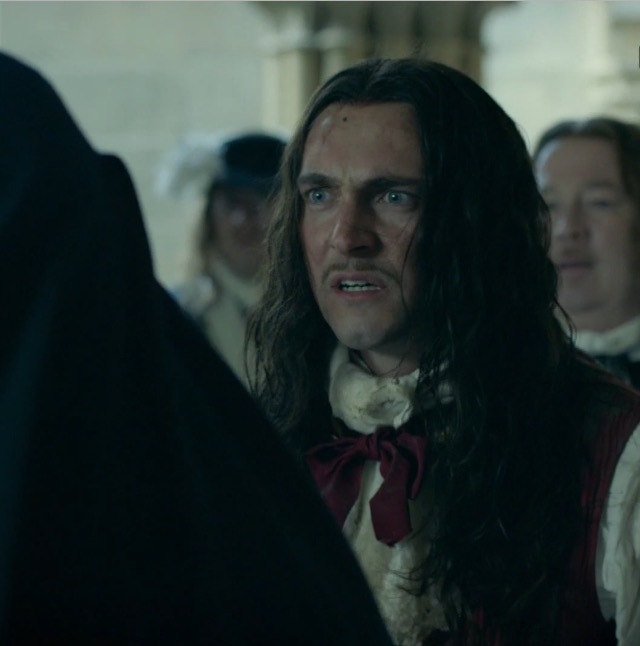 Versailles Series 2, Episode 6 - the one with the orgy